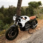 Production (Stock) BMW K75S, BMW K75S - Pin by Mahmoud Dabbas on gentlemanly cafe racers+ | Cafe ... Source: <a href='https://www.pinterest.com/pin/401172279299099644/' target='_blank'>https://www.pinterest.com/...</a>