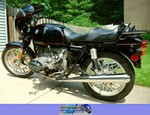 Production (Stock) BMW R100 Models, 1978 BMW R100/7 by pscf11
