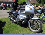 Production (Stock) BMW R100 Models, B.M.W R100RS by BSMK1SV