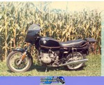 Production (Stock) BMW R65, Uploaded for: maky 1984 BMW R65
