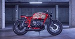 Production (Stock) BMW R65, BMW R65 - Bmw R65 Cafe Racer - Wallpaperall Source: <a href='https://impremedia.net/bmw-r65-cafe-racer/' target='_blank'>https://impremedia.net/...</a>