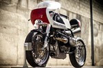 Production (Stock) BMW R65, BMW R65 - RADucati - the only BMW I have liked | Custom bmw Source: <a href='https://www.pinterest.com/pin/33003009743292393/' target='_blank'>https://www.pinterest.com/...</a>