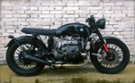 Production (Stock) BMW R65, BMW R65 - R65 by BR Moto | Bmw cafe racer, Cafe racer motorcycle Source: <a href='https://www.pinterest.com/pin/302585668714078282/' target='_blank'>https://www.pinterest.com/...</a>