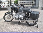 Production (Stock) BMW R65, 09 - Rouen - BMW R65 by Rally Pix