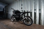 Production (Stock) BMW R850R, BMW R850R - BMW r850r scrambler - café racer - Barn Built Bikes Source: <a href='https://barnbuiltbikes.com/finished-projects/bmw-r850r-scrambler/' target='_blank'>https://barnbuiltbikes.com/...</a>