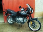Production (Stock) BMW Unknown (BMW), 1992 BMW R80GS: pics, specs and information ... Source: <a href='http://onlymotorbikes.com/bmw/r80gs/bmw-r80gs-1992/' target='_blank'>http://onlymotorbikes.com/...</a>