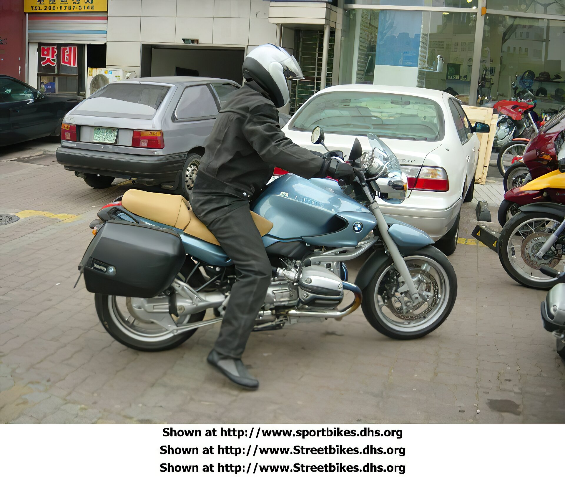 BMW R1100/R1200 Models - ID: 280