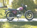 Production (Stock) BSA 441 Victor, BSA 441 Victor - BSA B44 Gallery - Classic Motorbikes Source: <a href='https://classic-motorbikes.net/classic-bike-images/bsa-classic-motorcycles/bsa-b44-gallery/' target='_blank'>https://classic-motorbikes.net/...</a>