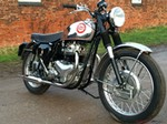 Production (Stock) BSA A10 Spitfire, BSA A10 Spitfire - 1960 BSA A10 650CC ROCKET GOLDSTAR STYLE , EXCELLENT ... Source: <a href='https://motorcycles-for-sale.biz/sale.php?id=53805' target='_blank'>https://motorcycles-for-sale.biz/...</a>
