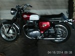 Production (Stock) BSA A10 Spitfire, BSA A10 Spitfire - BSA A65 Spitfire Iconic Motorcycle of its time Source: <a href='https://motorcycles-for-sale.biz/sale.php?id=54861' target='_blank'>https://motorcycles-for-sale.biz/...</a>
