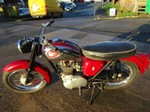 Production (Stock) BSA C15, BSA C15 - 1962 BSA 250 C15, SAME OWNER FOR OVER THIRTY YEARS. Source: <a href='https://motorcycles-for-sale.biz/sale.php?id=54427' target='_blank'>https://motorcycles-for-sale.biz/...</a>