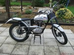 Production (Stock) BSA C15, BSA C15 - Special faber BSA C15 Trials Competition bike Source: <a href='https://motorcycles-for-sale.biz/sale.php?id=54527' target='_blank'>https://motorcycles-for-sale.biz/...</a>