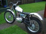 Production (Stock) BSA C15, BSA C15 - BSA C15G TRIALS REGISTERED Source: <a href='https://motorcycles-for-sale.biz/sale.php?id=53417' target='_blank'>https://motorcycles-for-sale.biz/...</a>