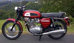 Production (Stock) BSA Rocket 3, BSA Rocket 3 - 1969/70 BSA Rocket 3 with BSA 750cc Triple 12 degree ... Source: <a href='https://www.pinterest.com/pin/267049452881398337/' target='_blank'>https://www.pinterest.com/...</a>