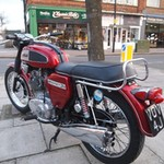 Production (Stock) BSA Rocket 3, BSA Rocket 3 - 1970 BSA A75R Rocket 3 Classic Bike for Sale – £SOLD ... Source: <a href='https://www.motorcyclesunlimited.co.uk/1970-bsa-a75r-rocket-3-classic-bike-for-sale/' target='_blank'>https://www.motorcyclesunlimited.co.uk/...</a>