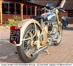 Production (Stock) BSA Unknown (BSA), BSA - Unknown (BSA) - 3335
