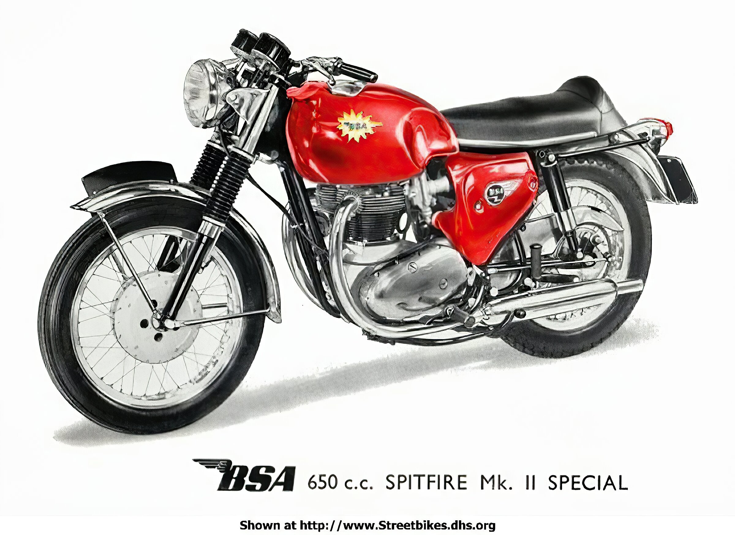 BSA 650 Series - ID: 731
