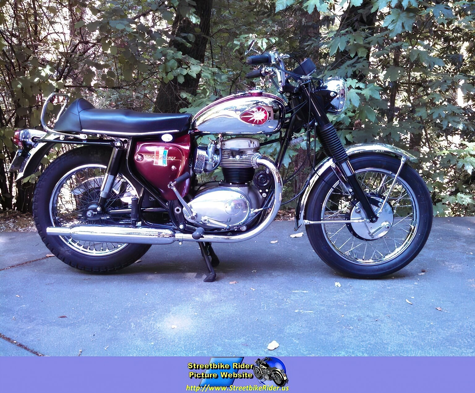 BSA 650 Series - ID: 167181