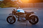 Production (Stock) Buell M2 Cyclone, Buell M2 Cyclone - Buell Cyclone Cafe Racer Seat   Kayamotor.co Source: <a href='http://kayamotor.co/buell-cyclone-cafe-racer-seat/' target='_blank'>http://kayamotor.co/...</a>