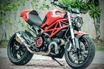 Production (Stock) Ducati Monster Series, Ducati Monster Series - Ducati Monster 796 custom and headlight replacement by ... Source: <a href='https://www.pinterest.fr/pin/321444492144333296/' target='_blank'>https://www.pinterest.fr/...</a>