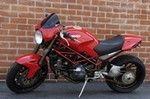 Production (Stock) Ducati Monster Series, Ducati Monster Series - Ducati Monster S4R Motorcycle - Owned by Tim Allen Source: <a href='https://www.icollector.com/item.aspx?i=8582906' target='_blank'>https://www.icollector.com/...</a>