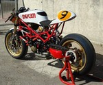 Production (Stock) Ducati Monster Series, Ducati Monster Series - Ducati Motorcycle Modifications | Motos, Vehicule Source: <a href='https://www.pinterest.jp/pin/317503842460213694/' target='_blank'>https://www.pinterest.jp/...</a>