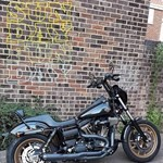 Production (Stock) Harley-Davidson Dyna Low Rider, Harley-Davidson Dyna Low Rider - harley davidson street glide auxiliary lighting # ... Source: <a href='https://www.pinterest.com/pin/684969424557626620/' target='_blank'>https://www.pinterest.com/...</a>