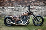 Production (Stock) Harley-Davidson FLS Models, Harley-Davidson FLS Models - Harley-Davidson Softail ROCKER (not Breakout) Full Custom ... Source: <a href='https://motorcycles-for-sale.biz/sale.php?id=51664' target='_blank'>https://motorcycles-for-sale.biz/...</a>