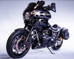 Production (Stock) Harley-Davidson FXR, Harley-Davidson FXR - Pin by C. Youde on Badass FXRs, Dyna Glides & a couple ... Source: <a href='https://www.pinterest.com/pin/461900505515531235/' target='_blank'>https://www.pinterest.com/...</a>