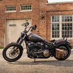 """Production (Stock) Harley-Davidson FXS Models, Harley-Davidson FXS Models - Harley-Davidson on Instagram: """"Adrenaline mixed with style ... Source: <a href='https://www.pinterest.nz/pin/481040803954083710/' target='_blank'>https://www.pinterest.nz/...</a>"""