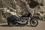 Production (Stock) Harley-Davidson Glide Models, Harley-Davidson Glide Models - 2020 Harley-Davidson Sport Glide Guide • Total Motorcycle Source: <a href='https://www.totalmotorcycle.com/motorcycles/2020/2020-harley-davidson-sport-glide' target='_blank'>https://www.totalmotorcycle.com/...</a>