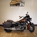 Production (Stock) Harley-Davidson Heritage, Harley-Davidson Heritage  - New 2019 Harley-Davidson Heritage Classic 107 Motorcycles ... Source: <a href='https://westernreservehd.com/Motorcycles-Harley-Davidson-Heritage-Classic-107-2019-Mentor-OH-117632f4-6507-4298-af5b-a94b014de9f8' target='_blank'>https://westernreservehd.com/...</a>
