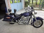 Production (Stock) Harley-Davidson Road King, Harley-Davidson Road King - 2002 Harley-Davidson® FLHRSEI Screamin' Eagle® Road King ... Source: <a href='https://www.cyclecrunch.com/For-Sale/Harley-Davidson/Screamin_Eagle_Road_King/659661' target='_blank'>https://www.cyclecrunch.com/...</a>
