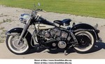 Production (Stock) Harley-Davidson Unknown (HD), 1964 -Harley Davidson - Unknown (HD) - 188