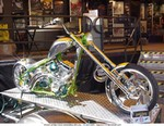Production (Custom) Harley-Davidson Unknown (HD), West Coast Choppers