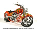 Production (Stock) Harley-Davidson Unknown (HD), Harley Davidson - Unknown (HD) - 8699