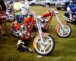 Production (Custom) Harley-Davidson Unknown (HD), Harley Davidson - Unknown (HD) - 8969
