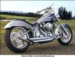 Production (Custom) Harley-Davidson Unknown (HD), Harley Davidson - Unknown (HD) - 112