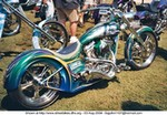 Production (Custom) Harley-Davidson Unknown (HD), Harley Davidson - Unknown (HD) - 2569