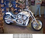 Production (Stock) Harley-Davidson VRSC, 2001 -Harley Davidson - V-Rod - 251