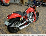 Production (Stock) Harley-Davidson VRSC, Harley Davidson V-Rod