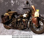 Production (Stock) Harley-Davidson WLA, Harley Davidson - WLA - 197