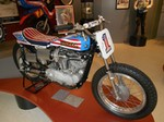Production (Stock) Harley-Davidson XR-750, Harley-Davidson XR-750 - [hell for leather] - Doug Danger Will Attempt 22 Car Evel ... Source: <a href='https://www.crf250l.org/forums/threads/hell-for-leather-doug-danger-will-attempt-22-car-evel-knievel-jump-at-sturgis.116285/' target='_blank'>https://www.crf250l.org/...</a>