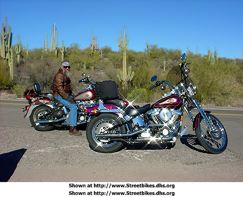 Harley-Davidson Multiple (HD) - ID: 192