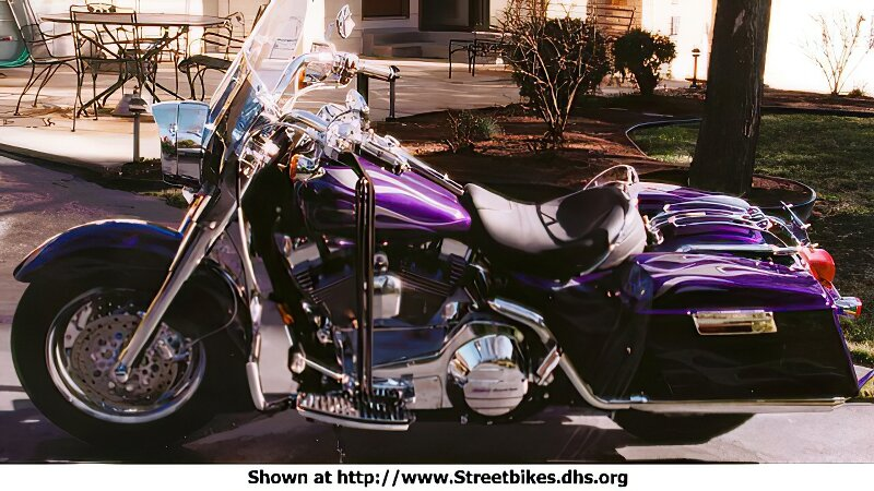 Harley-Davidson Road King - ID: 131