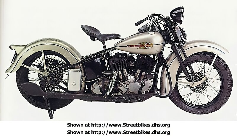 Harley-Davidson Unknown (HD) - ID: 176