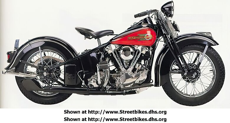 Harley-Davidson Unknown (HD) - ID: 177