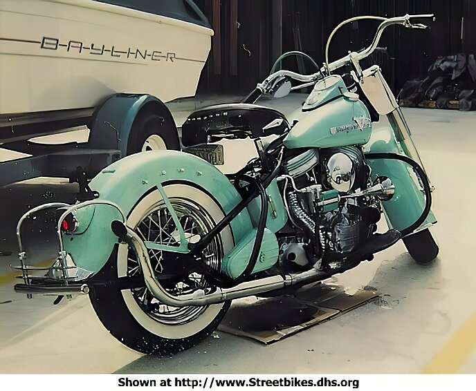 Harley-Davidson Unknown (HD) - ID: 140