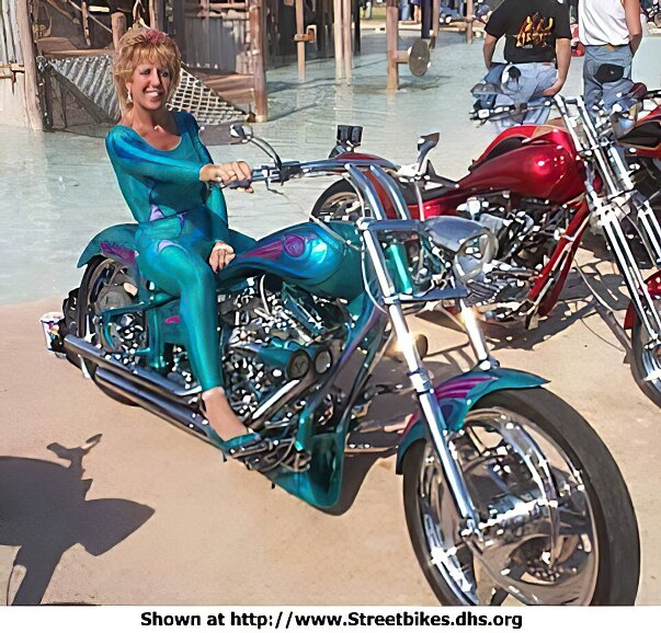 Harley-Davidson Unknown (HD) - ID: 1011