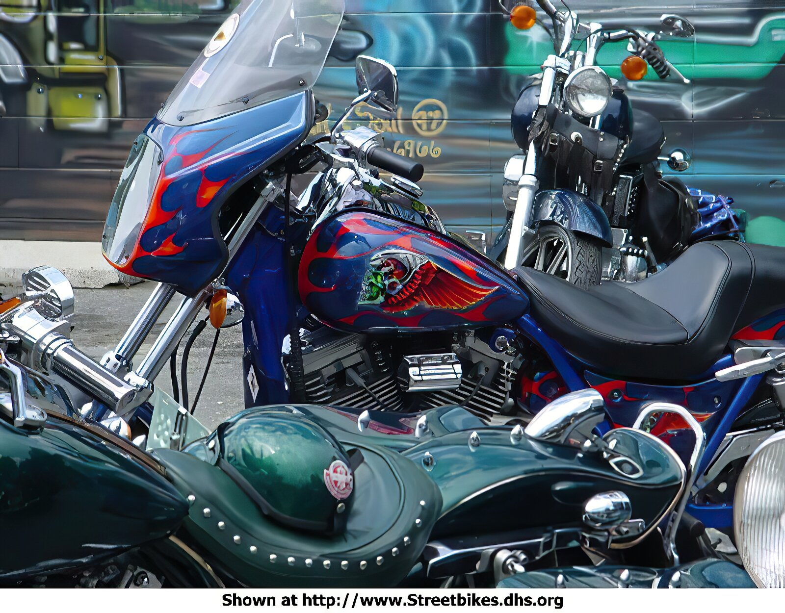 Harley-Davidson Unknown (HD) - ID: 102